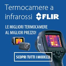 Scopri le migliori termocamere a infrarossi FLIR in Offerta
