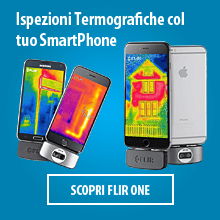 FLIR ONE: ispezioni termografiche con il tuo Smartphone