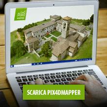 Scopri Pix4Dmapper, il software di fotogrammetria automatica