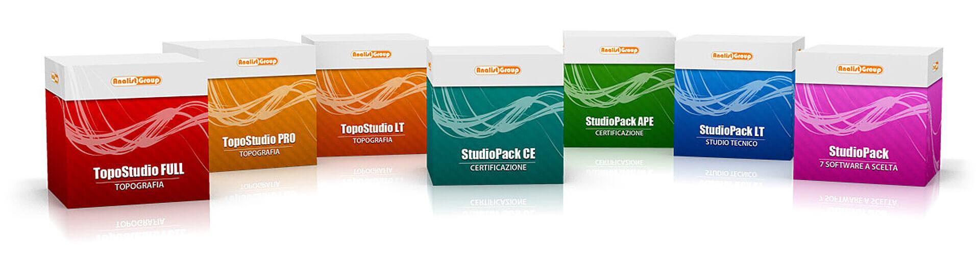 Software suite computo metrico piani di sicurezza for Software di progettazione edilizia domestica