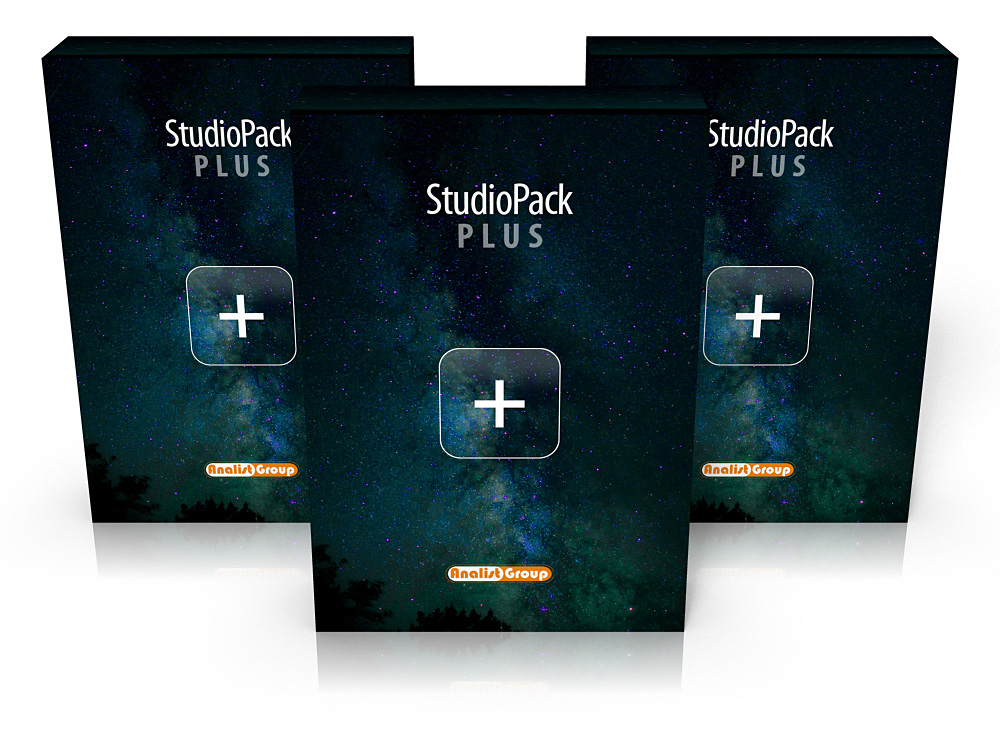 BOX StudioPack PLUS