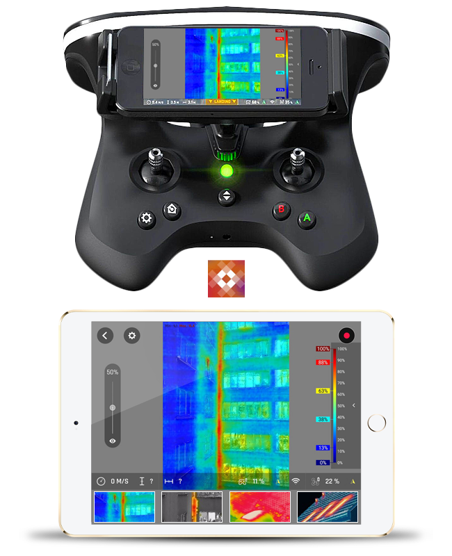 Bebop Thermal Controller