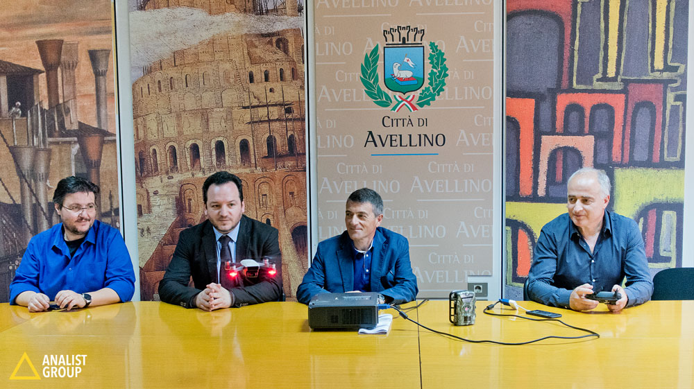 Everde Analist Group Comune Avellino