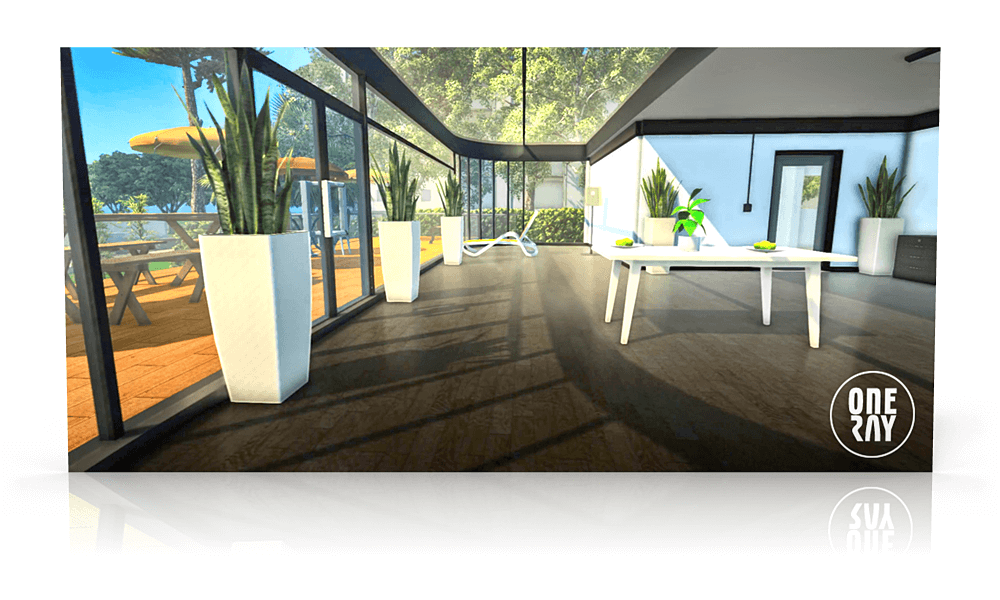 Real-time 3D Animation for Revit