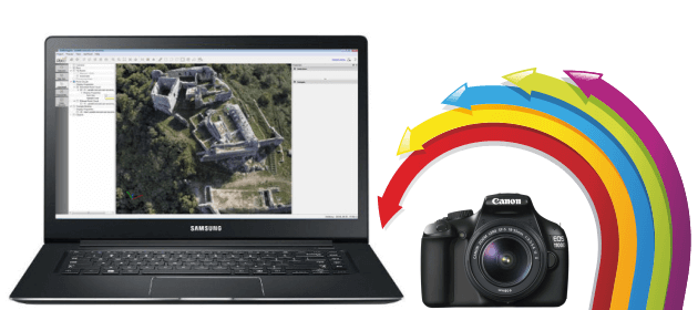 Pix4Dmapper – the First Automatic Photogrammetric Software