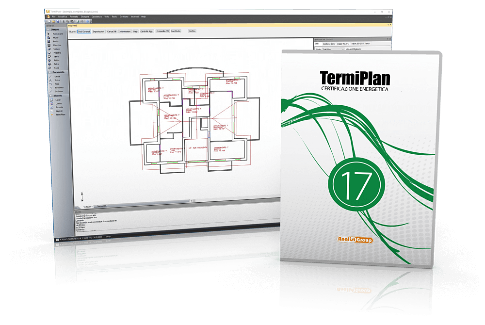 Software APE TermiPlan 2017