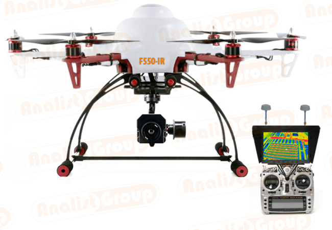 DRONE F550-IR