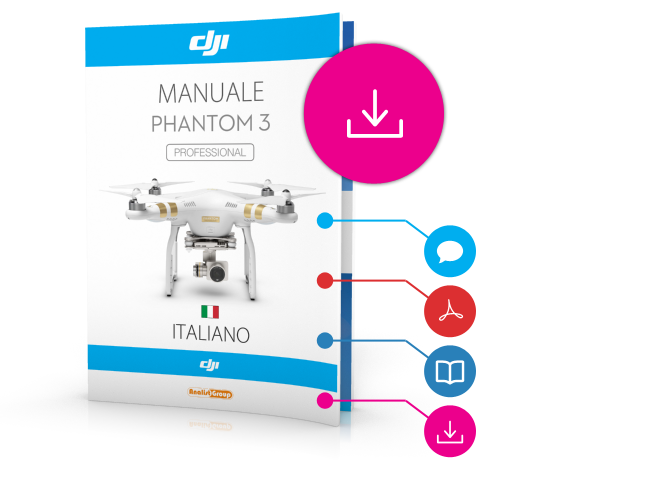 Manuale Phantom 3 PROFESSIONAL
