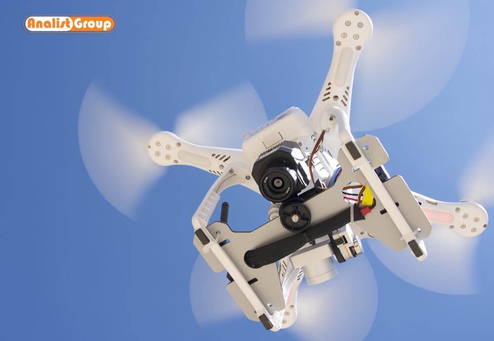 b mobile VUE drone