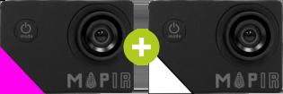 Camera NIR + Camera RGB