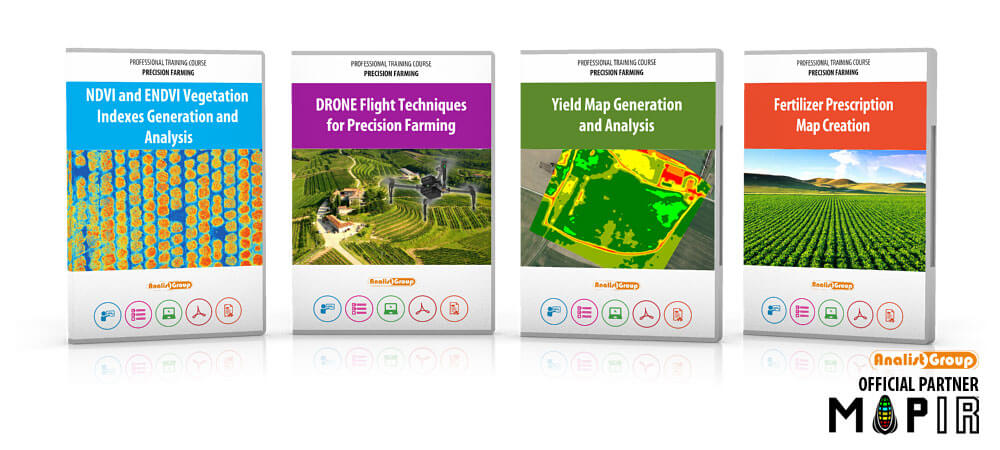 4 Precision Farming Courses