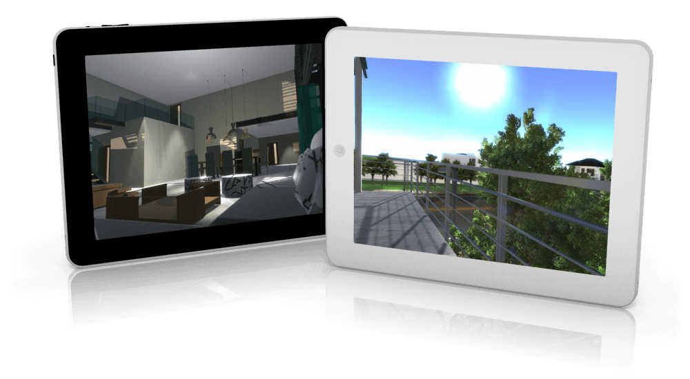 OneRay RT 3D rendering real time Software