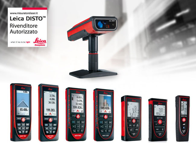 Analist Group Partner Leica DISTO