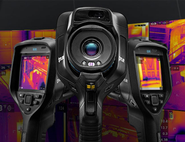 Analist Group Partner Termocamere FLIR
