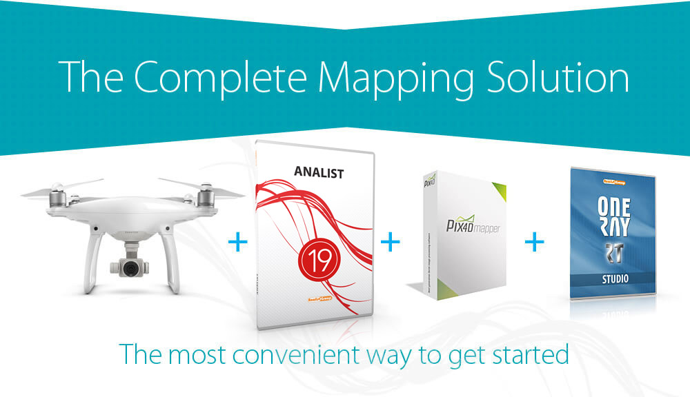 Complete Mapping Solution